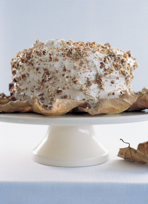 Autumnal Birthday Cake Recipe Autumnal Birthday Cakes And Cake