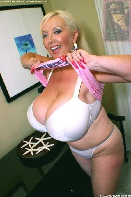 A Collection Of Mature Women With Great Big Tits.
