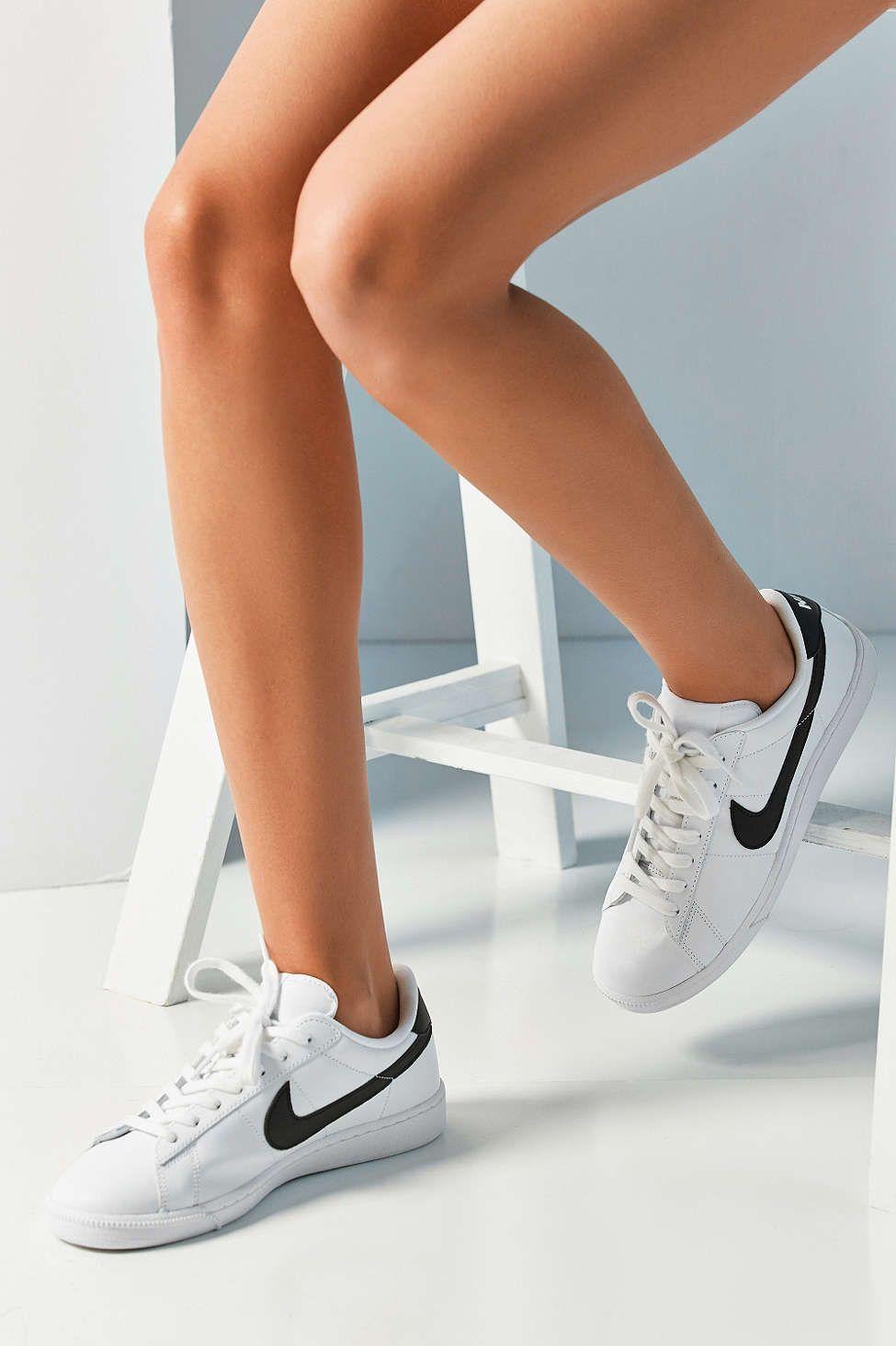 nike tennis classic white