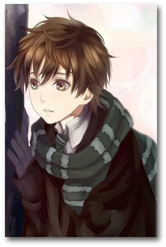 Alexia S Lovely Boy Collection Anime Guys Brown Hair Anime Boy Anime