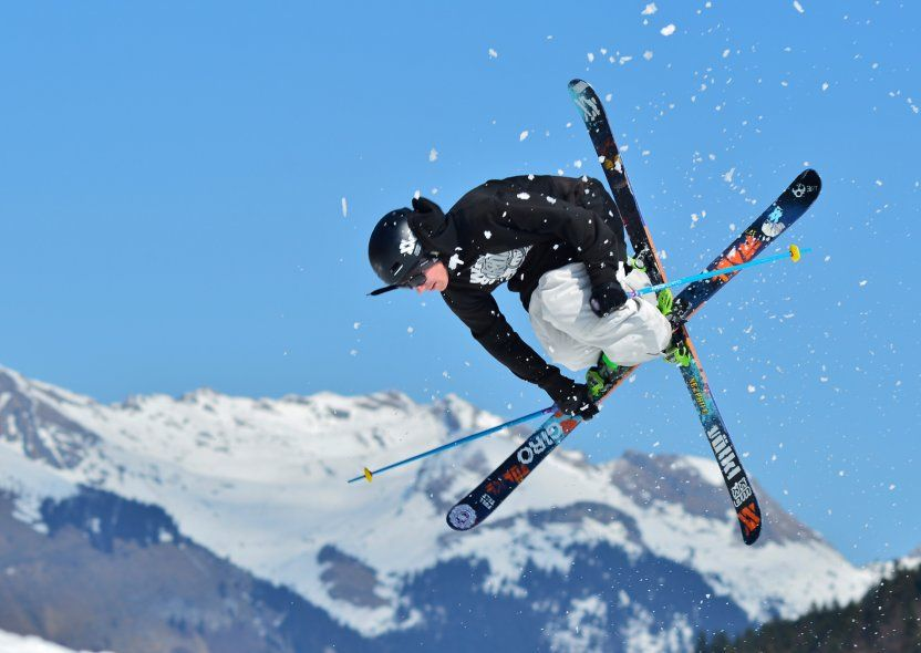 SPORTS EVENTS. Freestyle Skiing, Freestyle skiing, Freestyle