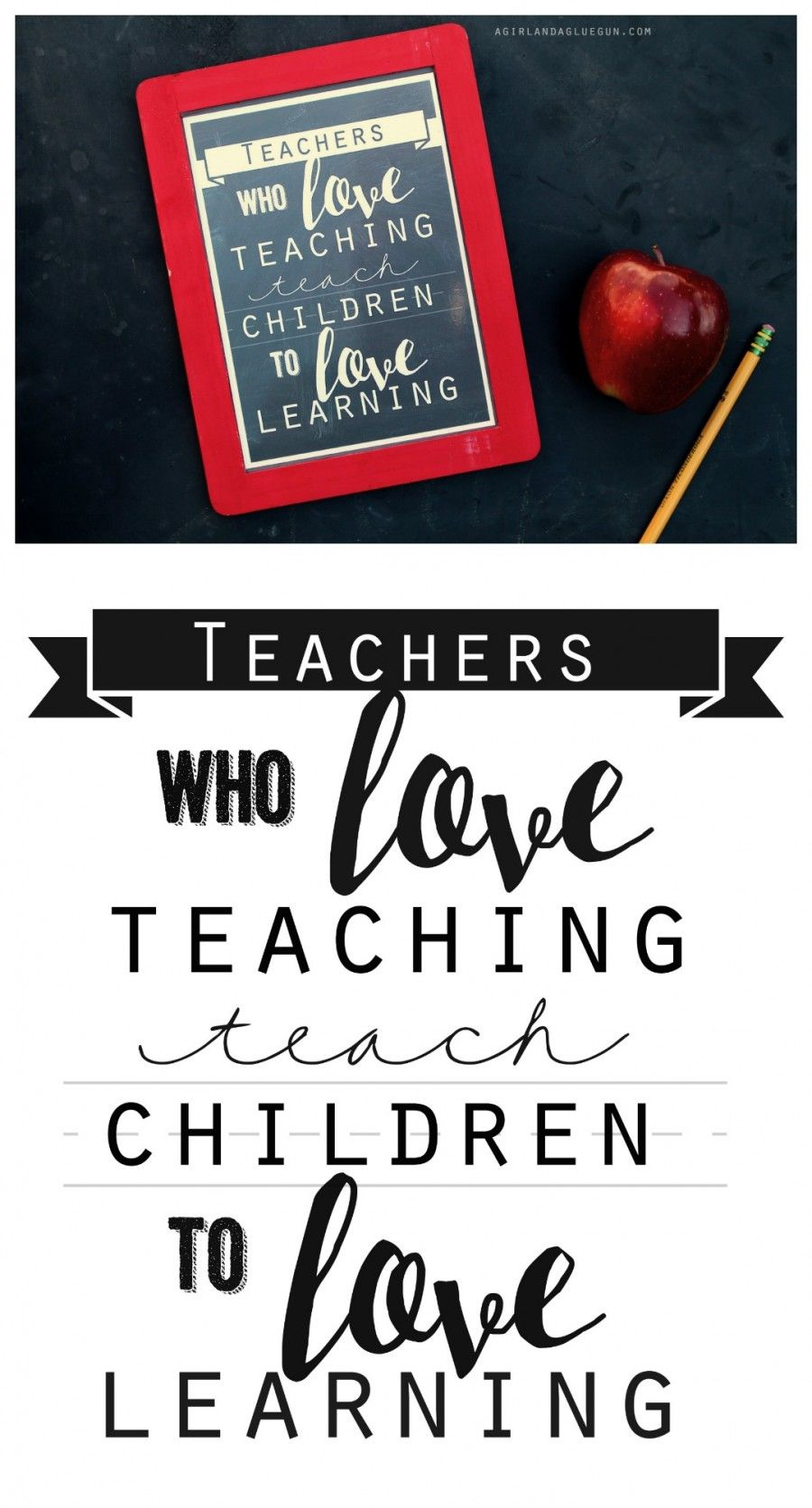 Teacher Appreciation Tags Get You An A For Effort! ~ Simply Sprout ...