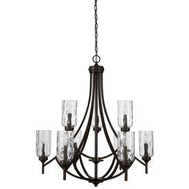 chandelier iron allen light roth com dp amazon distressed
