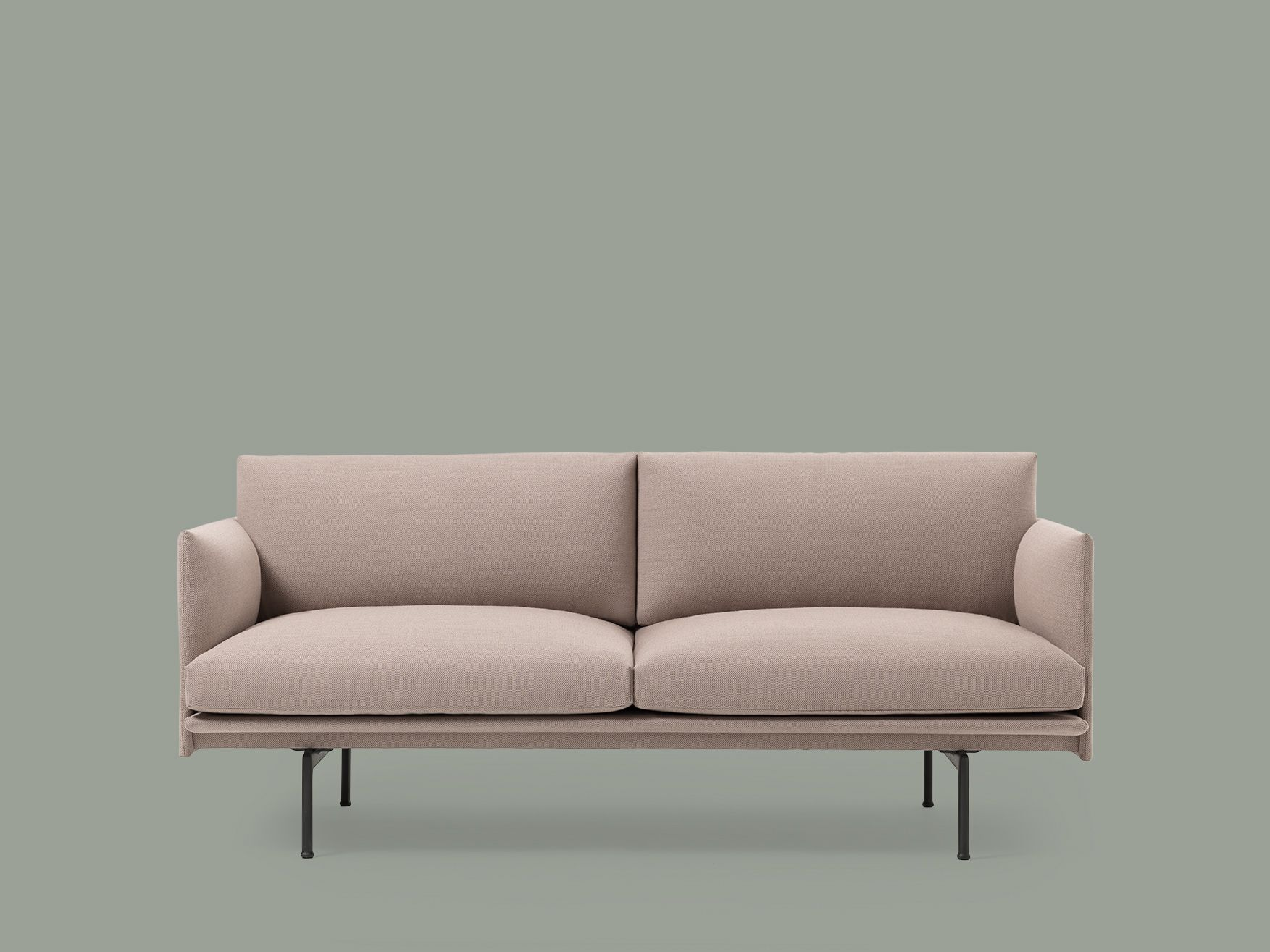 The Outline Series Adds New Perspectives To The Classic Scandinavian Design Sofas Of The In 2020 Scandinavian Sofa Design Milan Furniture Scandinavian Furniture Design