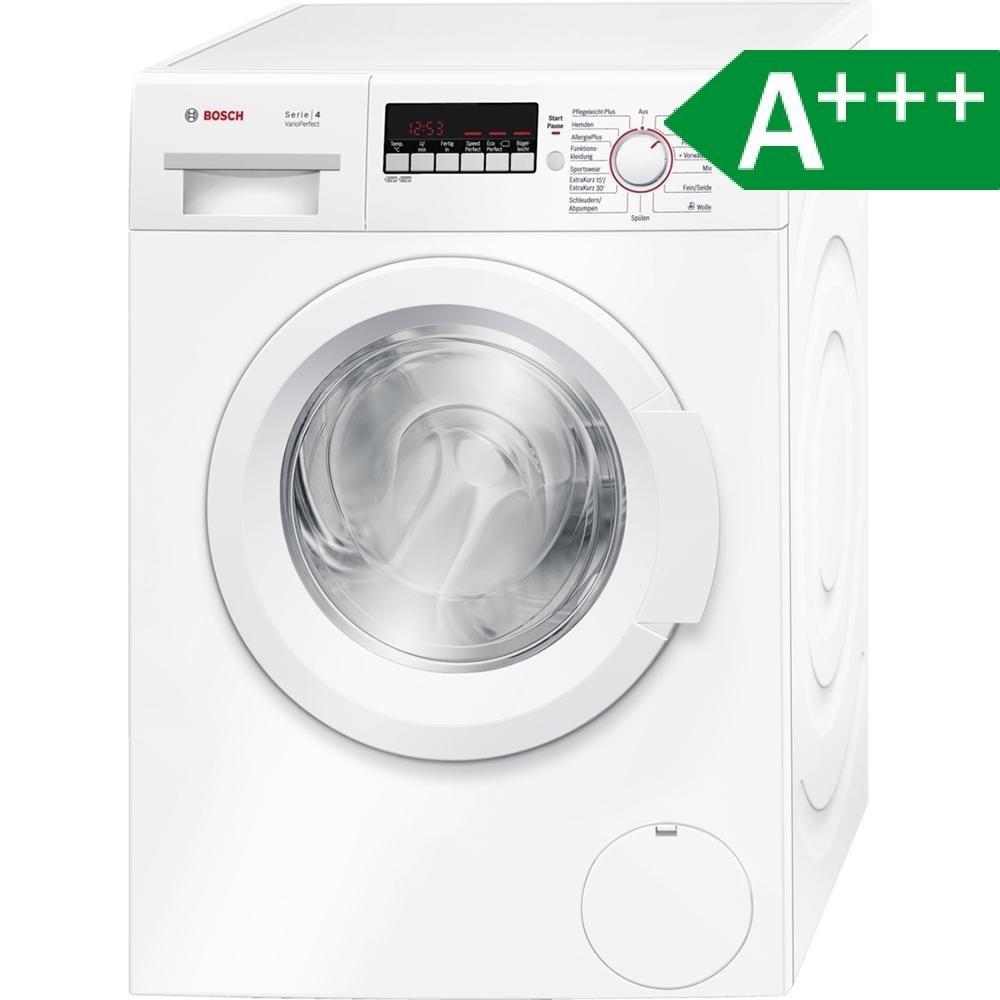 Bosch WAK28248, EEK A+++, Waschmaschine, 8 kg, A+++ in ...