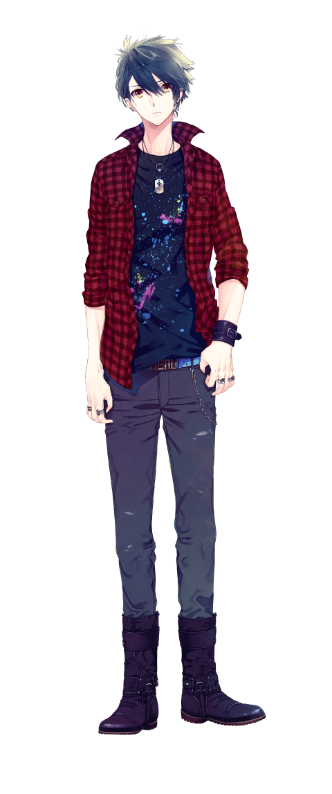 Anime Characters Jacket : Cute anime guy man he has the style pinterest