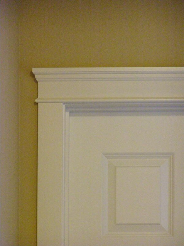 Trim And Moulding Door Casing With Nice Detail Home