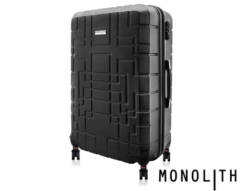 Monolith - Armor XA 28-Inch Trolley Case with TSA Lock  $899.00
