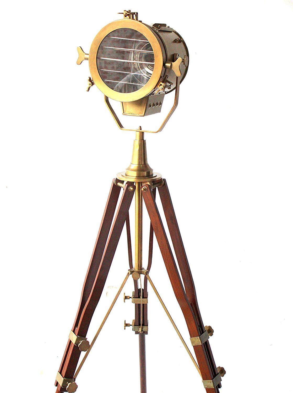 Adjustable Antique Vintage Nautical Lamp Nautical Lamps Vintage Floor Lamp Antique Floor Lamps