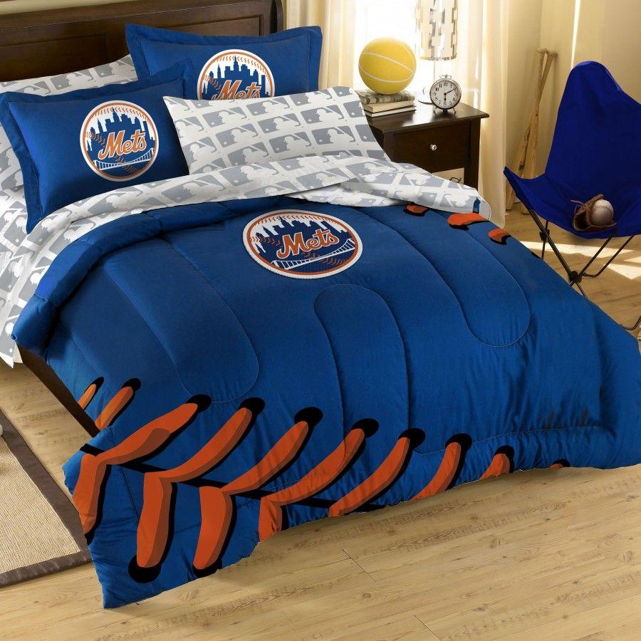 MLB New York Mets Full Bed In A Bag   1MLB881000019RET