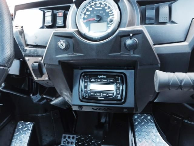 Rzr In Dash Stereo With Bluetooth 183 Fits 2014 15 Xp1k