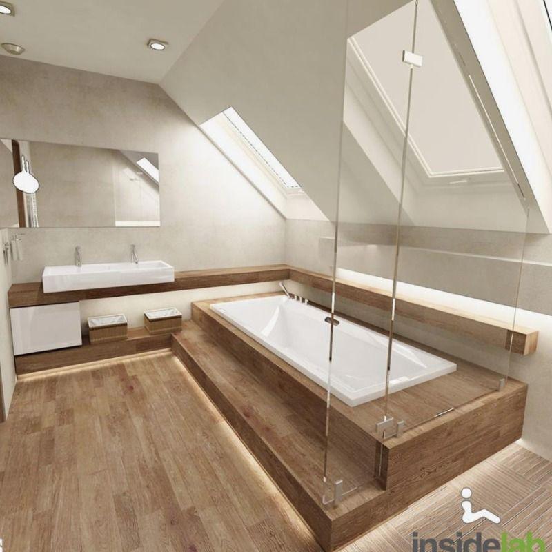 Jak Urzadzic Piekne Mieszkanie Praktyczne Porady I Sprawdzone Triki Badezimmer Dachschrage Badezimmer Dachgeschoss Badezimmer