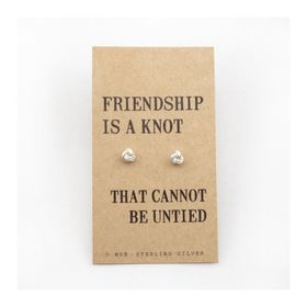 Friendship Is A Knot That Cannot Be Untied SI8Jm0nc