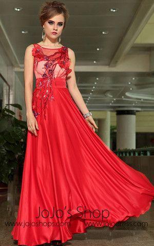 Silver White Sparkly Lace 2 Piece Black Tie Beauty Pageant Dress | JoJo