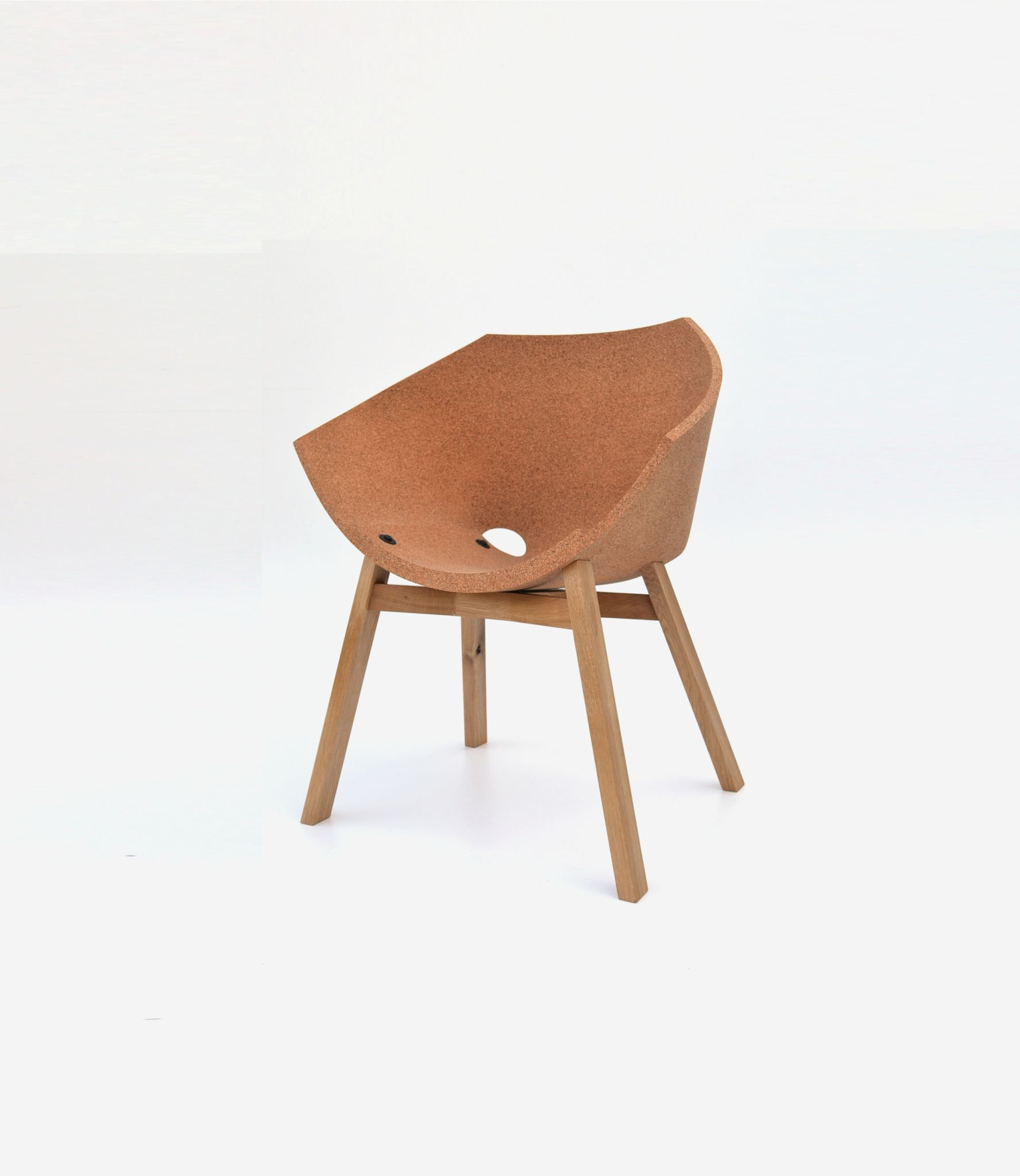 CORK CHAIR - Corkigami   Green Design Gallery   Eco-Chic Home