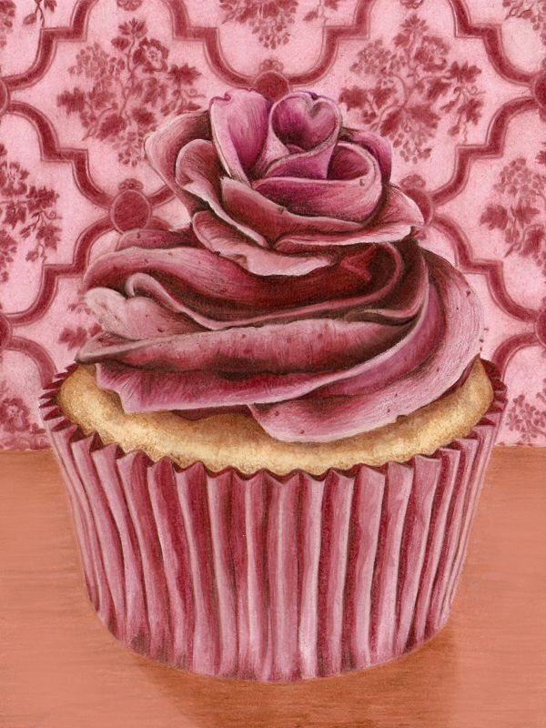 #Cupcake #RoseQuartz#Art