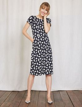 ca127a052bac4 Phoebe Jersey Dress Boden | Fashion | Dresses, Modest dresses for ...