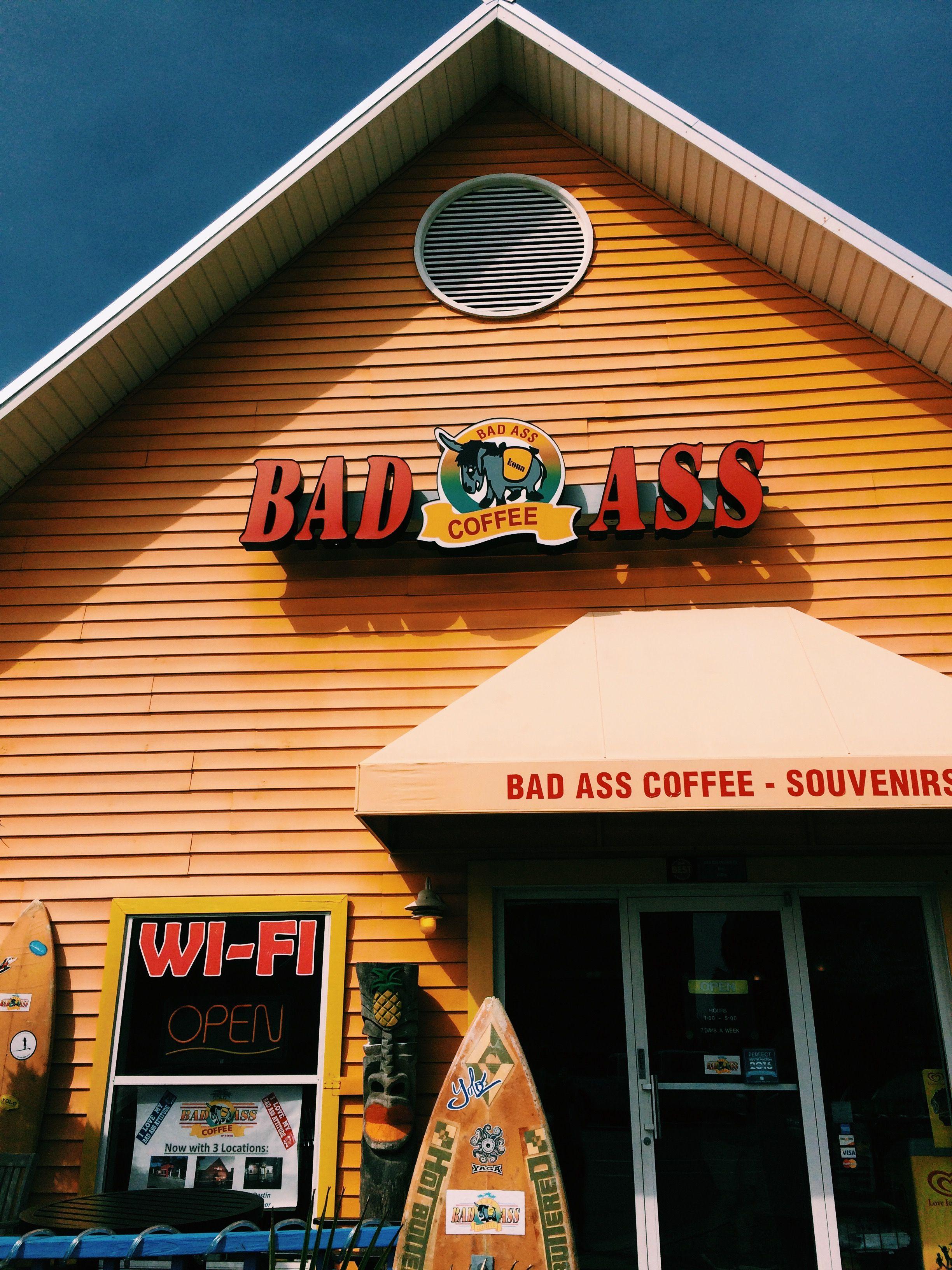 Jack ass coffee destin fl