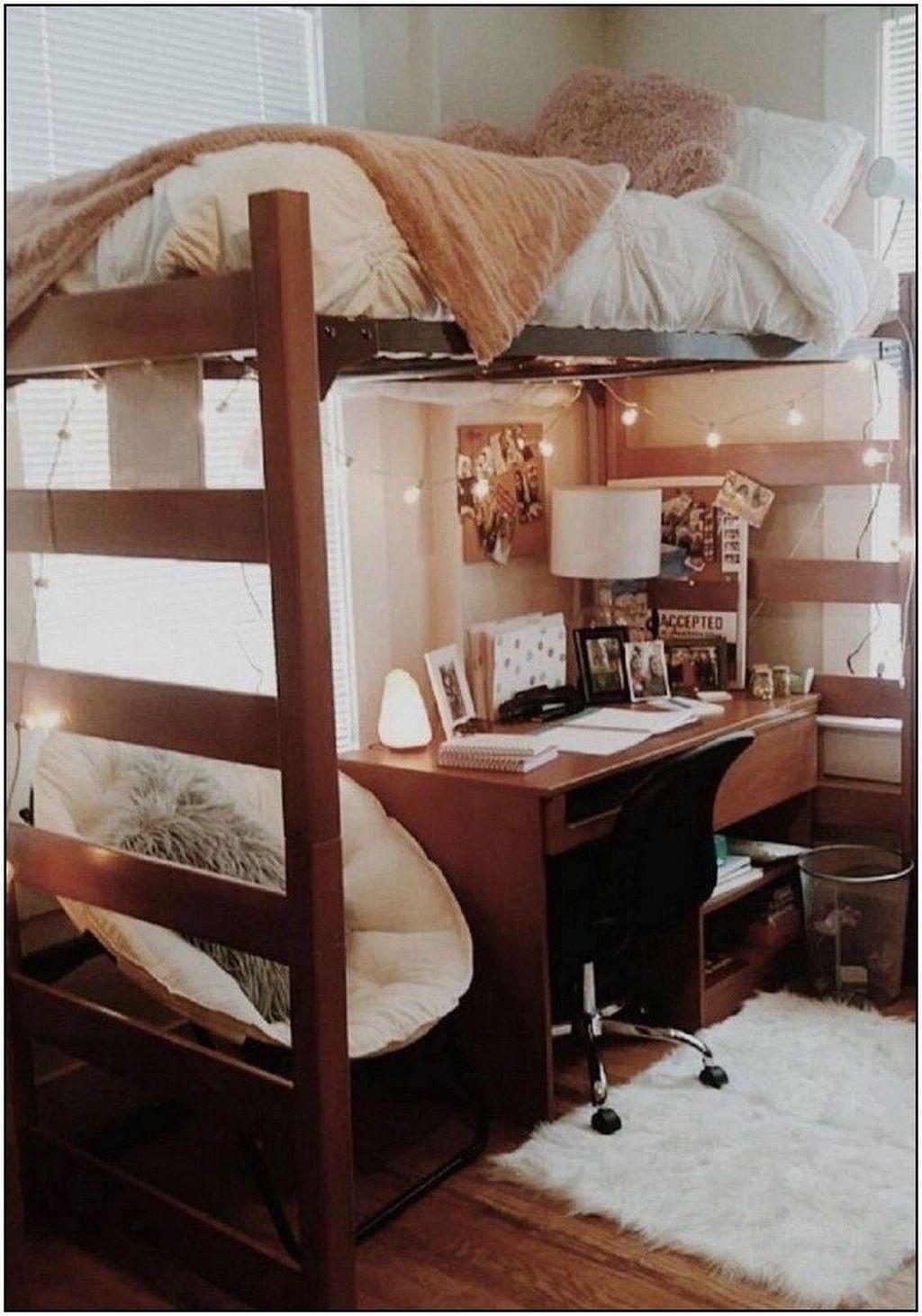 30+ Splendid Dorm Room Ideas To Tare Room Decor To The Next Level - LOVAHOMY