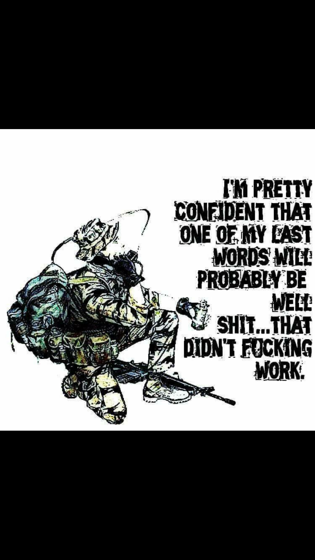 Pin By David Thompson On Truth Military Life Quotes Military Humor Military Quotes