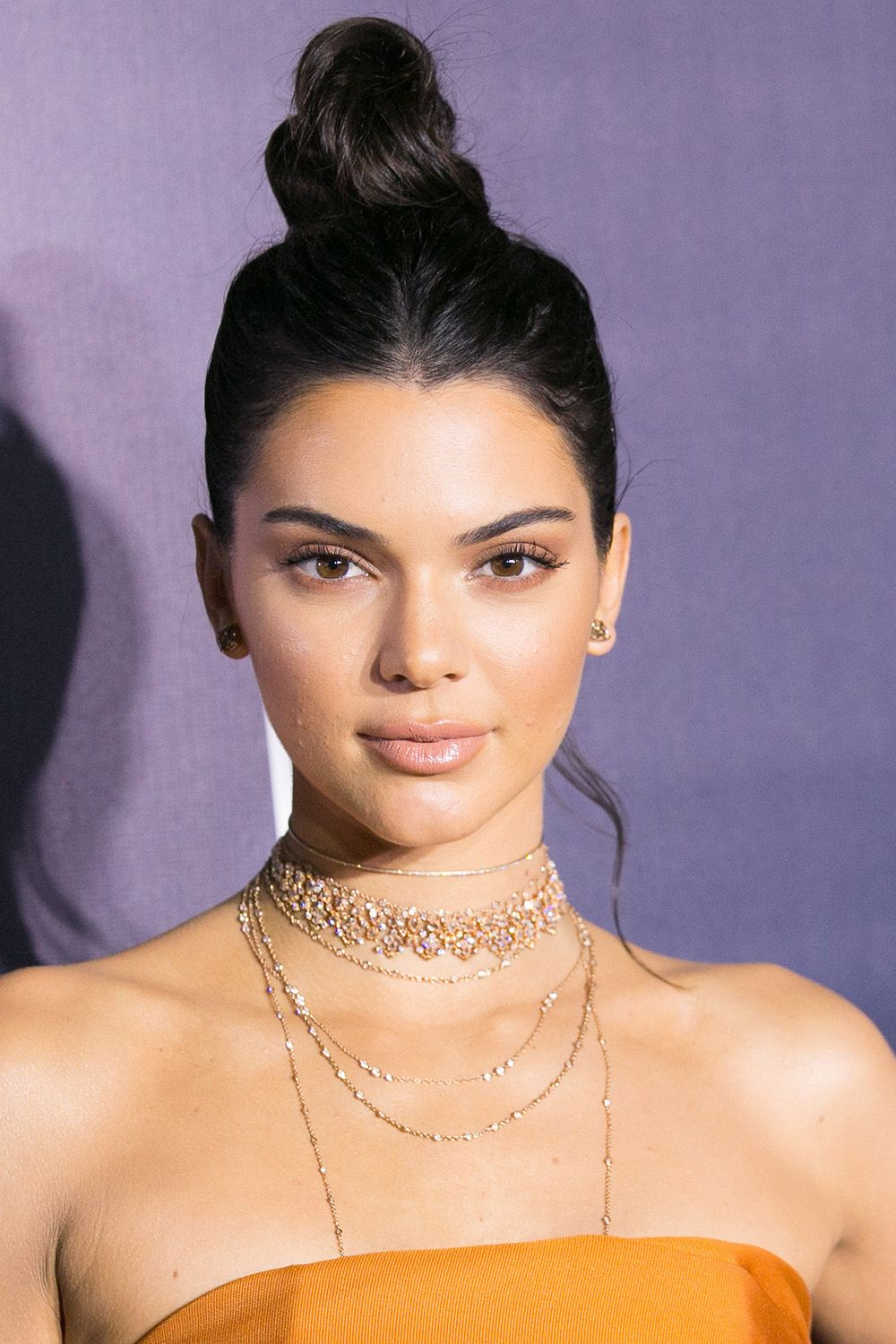 Kendall Jenner Bares It All Almost In A Sheer Blouse In Paris