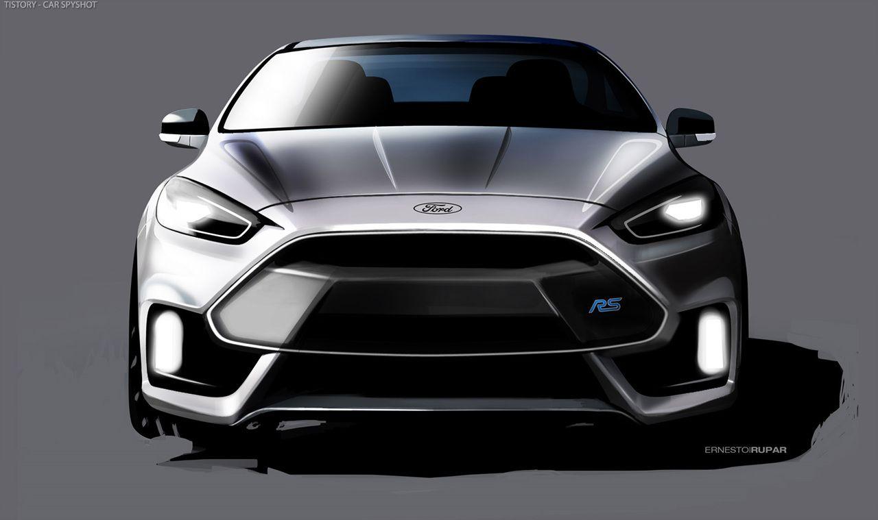 Awd 채택 3세대 신형 포커스 Rs 탄생 2016 Ford Focus Rs Blog 한국 Tunngle 유저모임 Ford Focus Rs Ford Focus Focus Rs