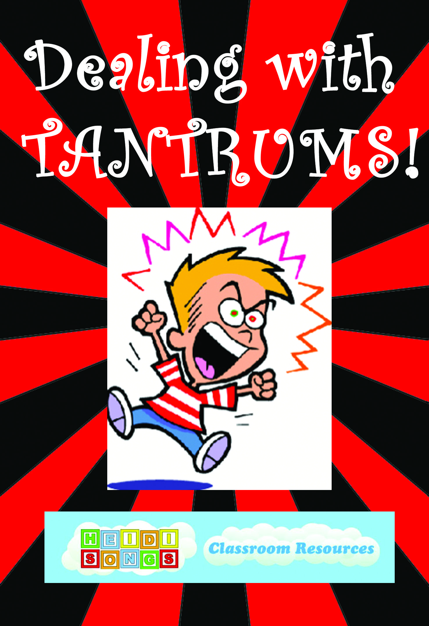 Parenting Dealing With Tantrums