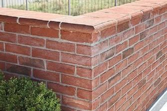 Come Costruire Un Punto Dappoggio Per Un Muro Di Mattoni Md Fai