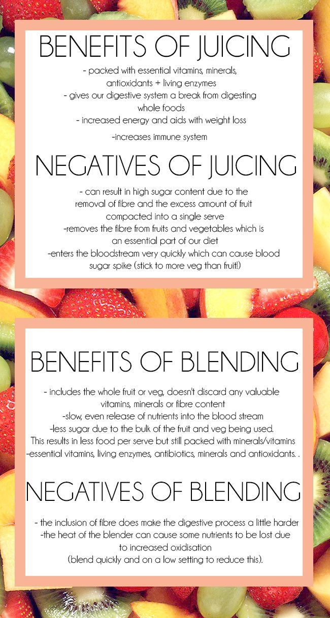 Wellness Daily Juicing Vs Blending Healthy Juices Juicing For