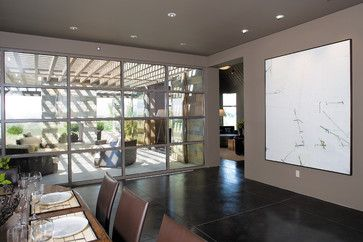Selah Residence - dining room - seattle - Stuart Silk Architects | Limited PS