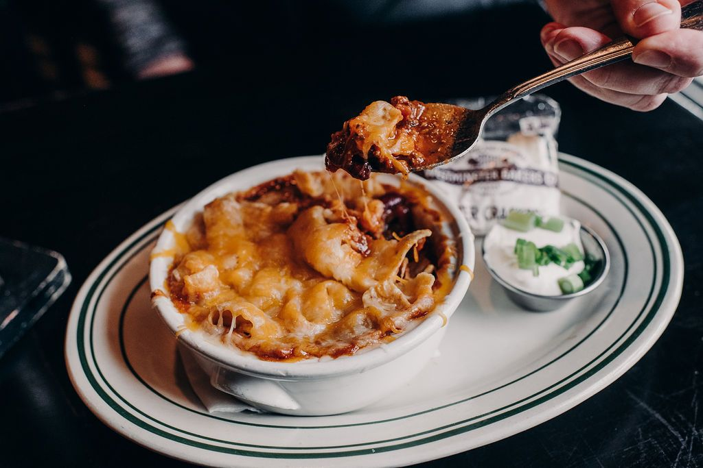 Hearty chili at luckys 13 pub a familyfriendly sports