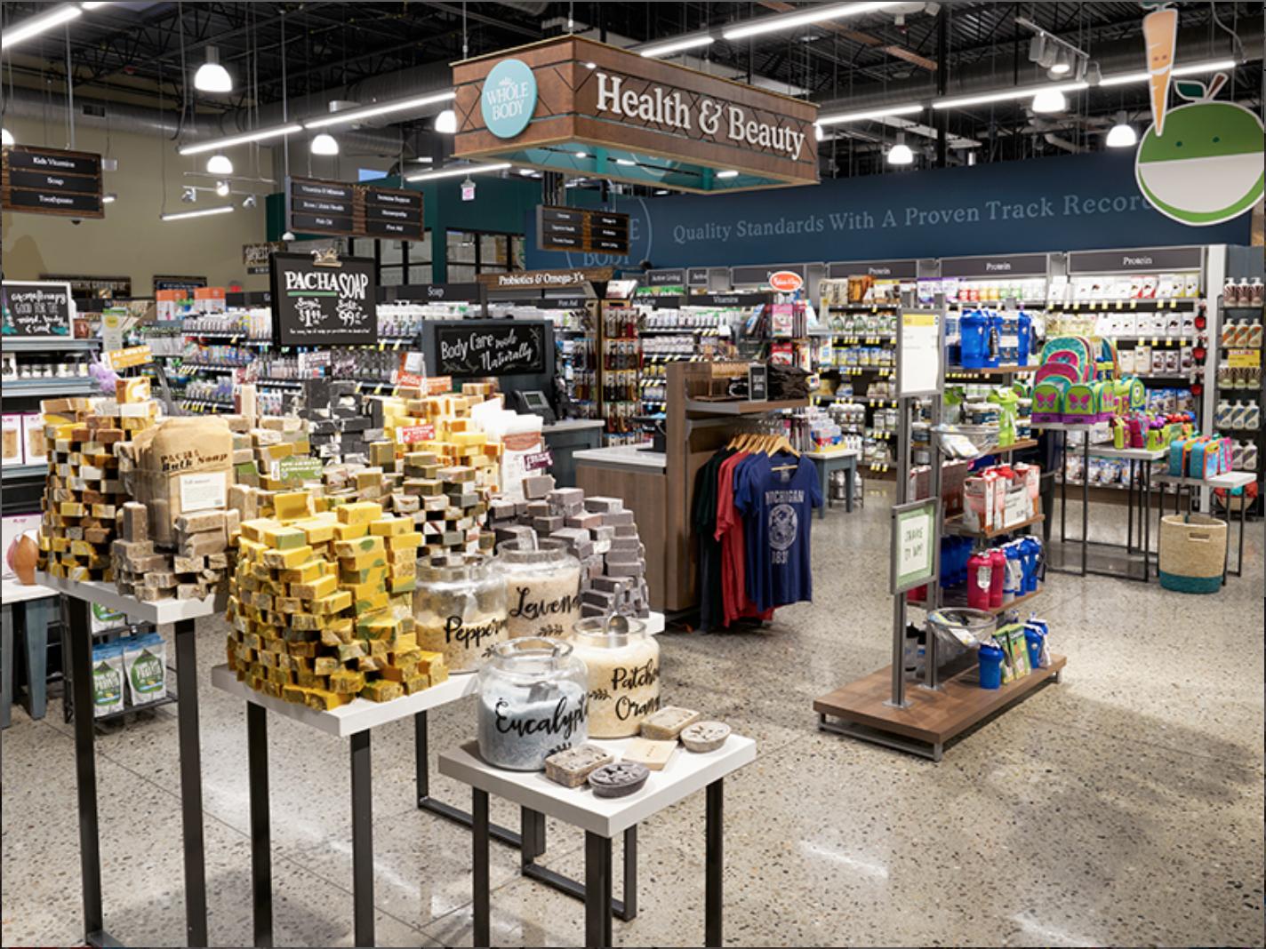 Whole Foods Retail Design Lansing Supermarket Design Whole Food Recipes Retail Design