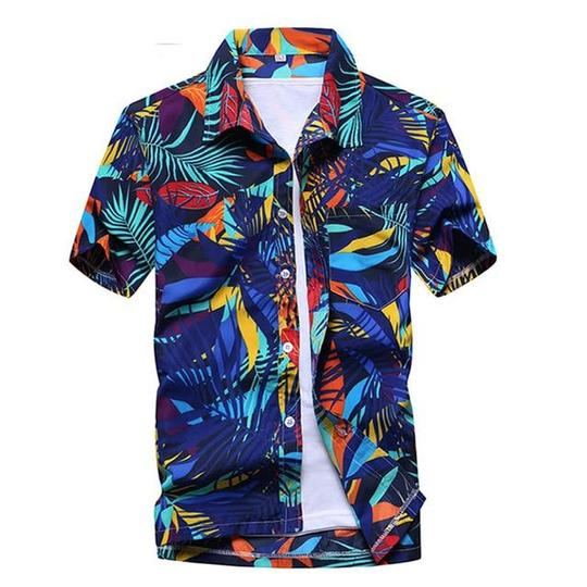 HEFASDM Men Solid Spring Summer Turn Down Collar Long Sleeve Shirt Tops