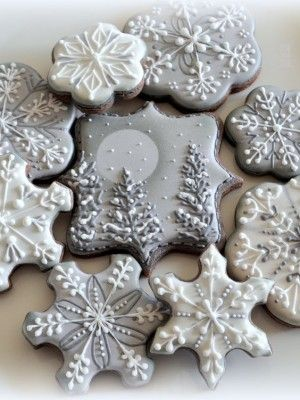 Top Holiday Cookies Top Cakes Cake Central Christmas Cookies