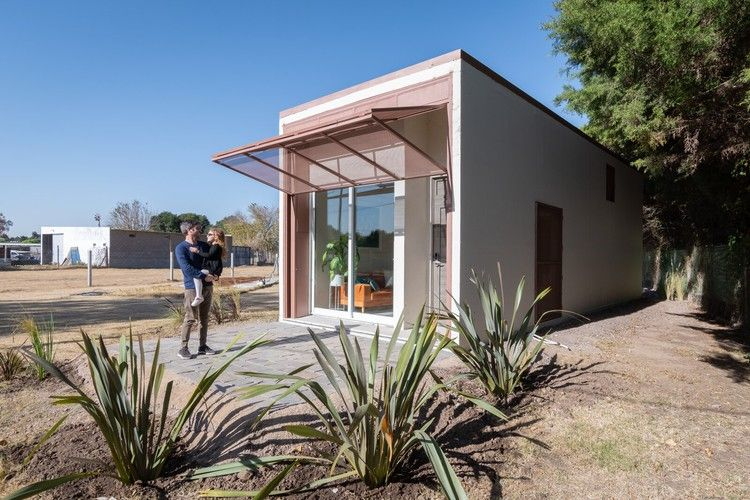 This Prefab Tiny Home Is Designed To Be Nearly Indestructible Dwell Pre Fab Tiny House Prefab Homes Prefab