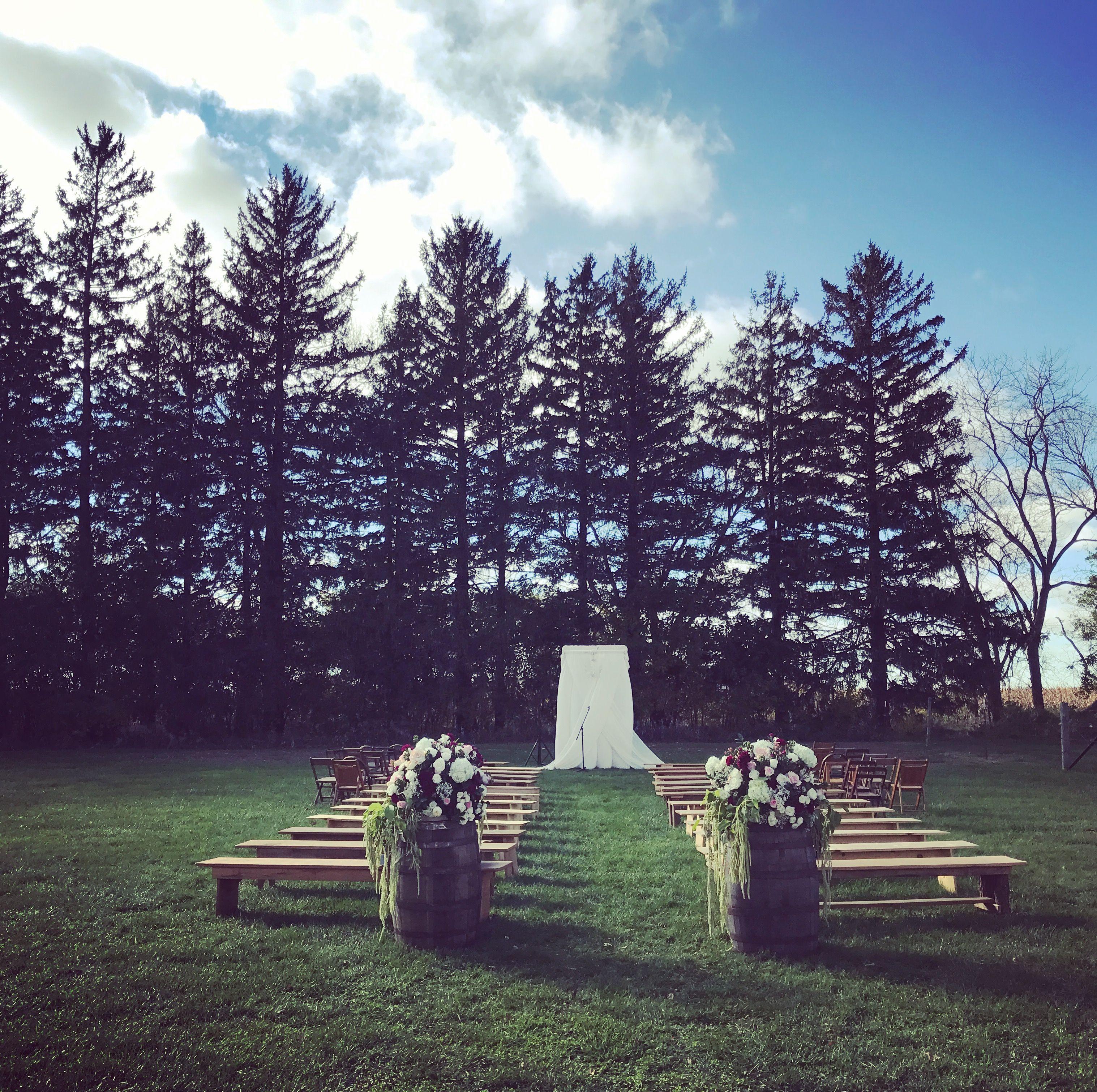 Pin by Alysha Reese on The barn | Iowa wedding venues ...