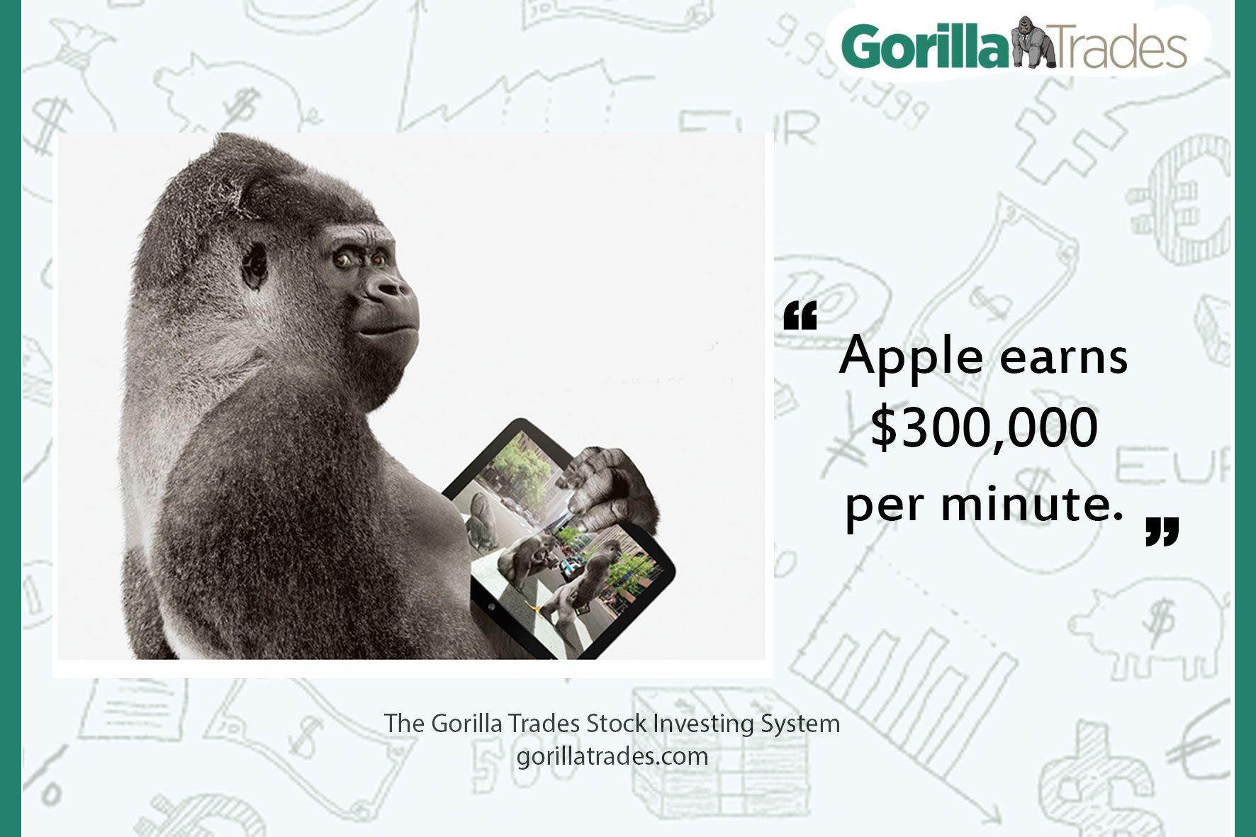 The Gorilla Trades Stock Investing System #profit, #stocktrading, #stockpicks, #gorillasatwork, #gorillatrades