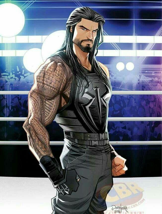 Roman Reigns — WWE … | My Champs | Wwe roman reigns ...