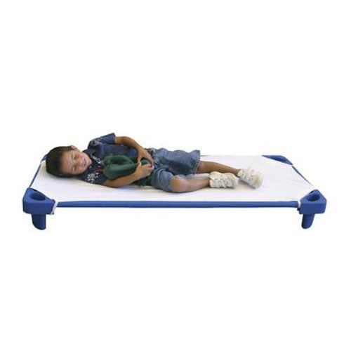 Single Standard Kiddie Cot Assembled By Early Childhood Resource 51 99 Each Cot Is Standard Size And Features Hea Portable Toddler Bed Toddler Cot Toddler
