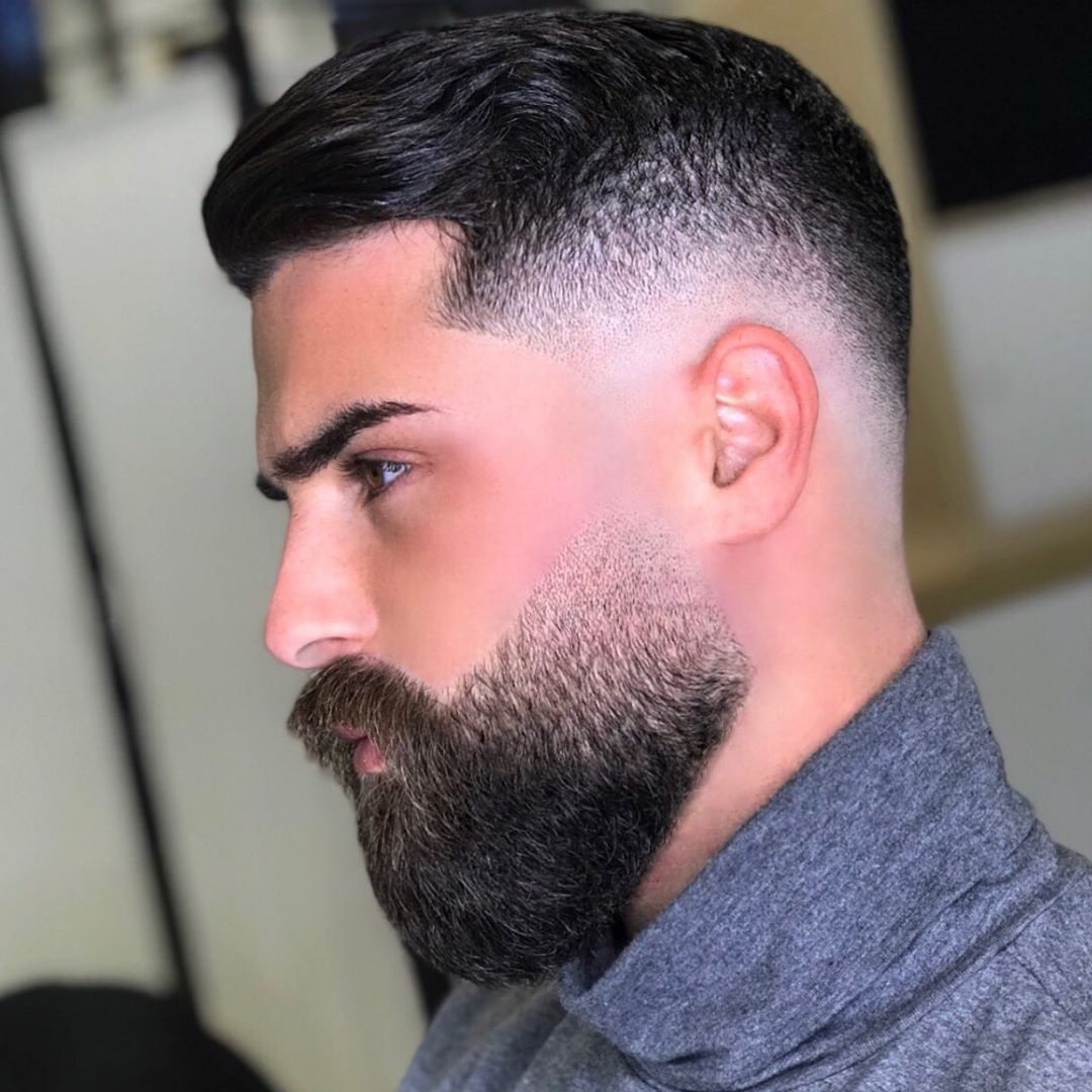 Timeless 50 Haircuts For Men 2019 Trends Stylesrant Faded Beard Styles Beard Images Beard Fade