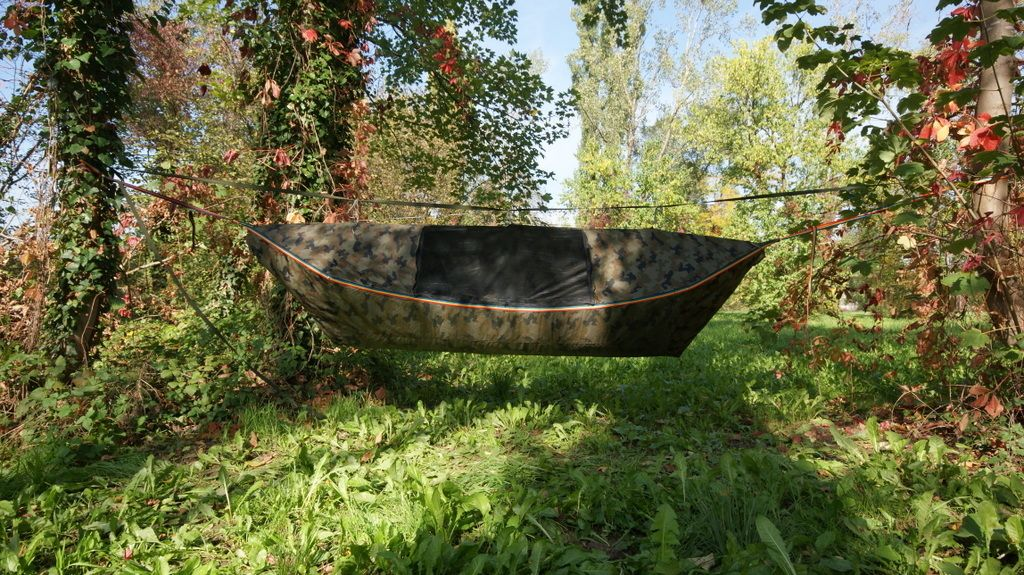 Medium image of hammock tarp