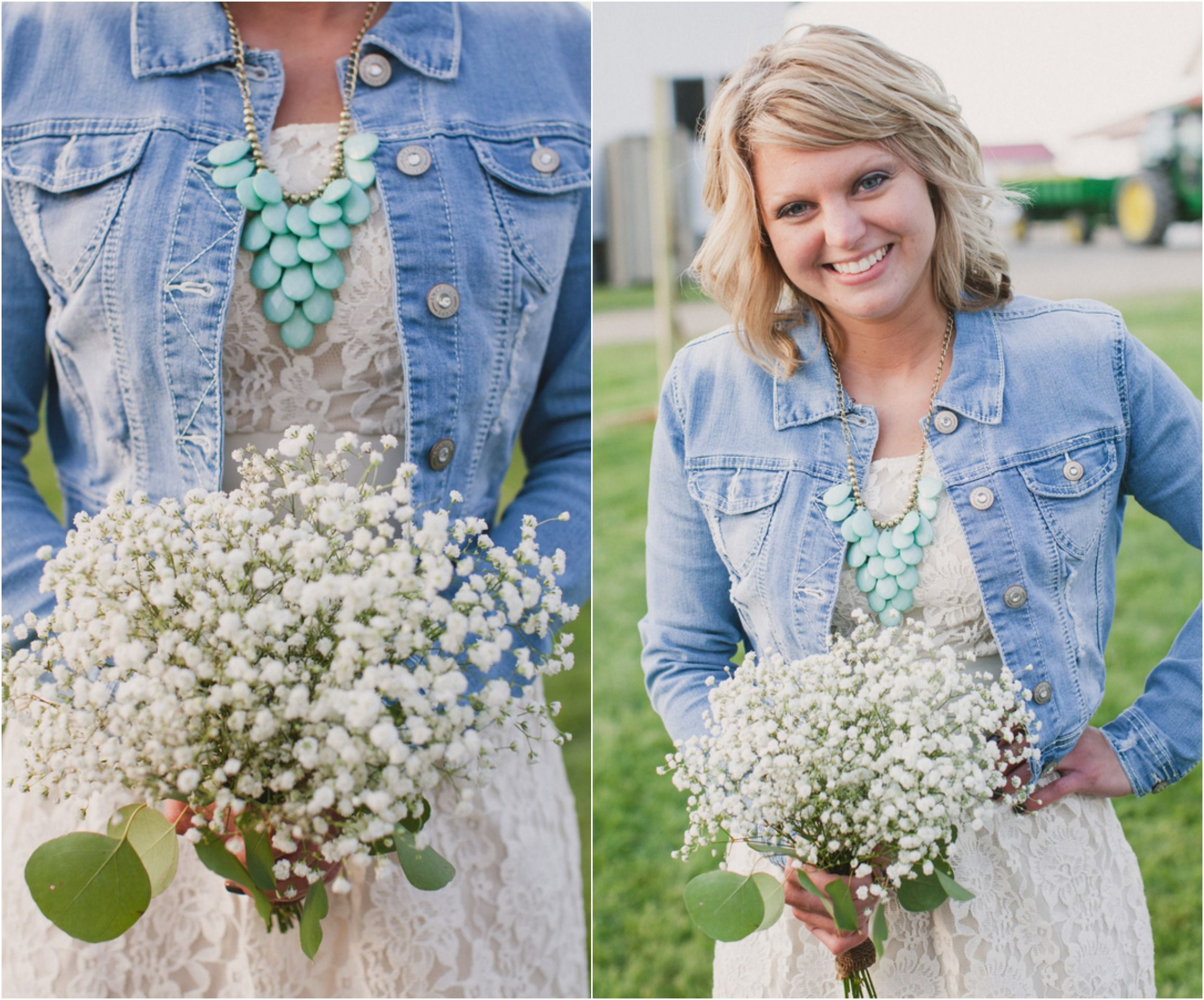 Country chic farm wedding wedding weddings and country country chic farm wedding western bridesmaid dressesdenim ombrellifo Images