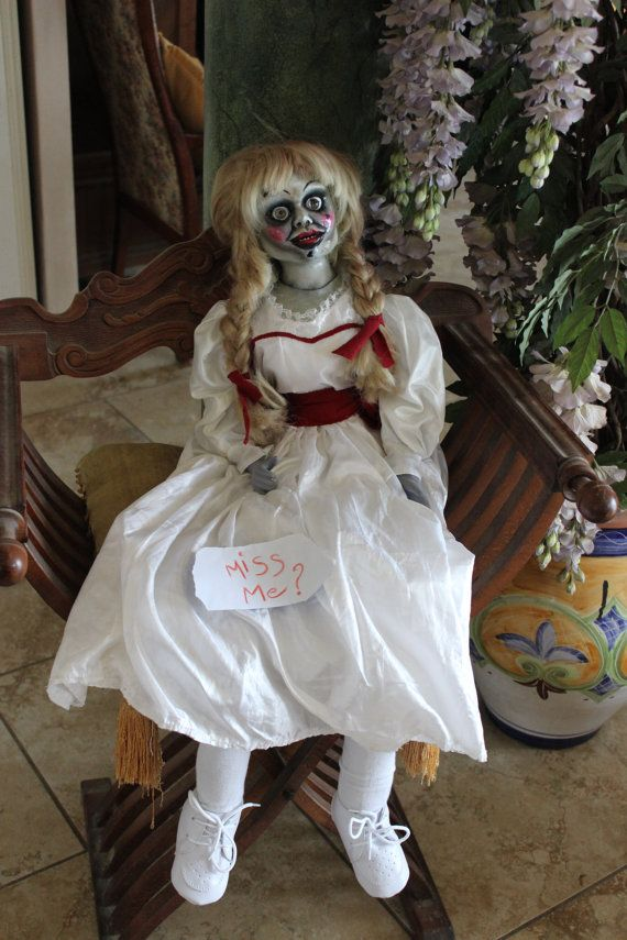 Annabelle Doll For Sale - 0425