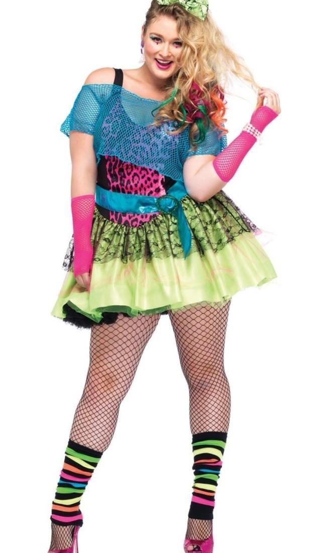plus size 80s dress attire | color dress | pinterest