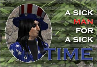 Mod The Sims - Election Day 2016 : Alice Cooper for President