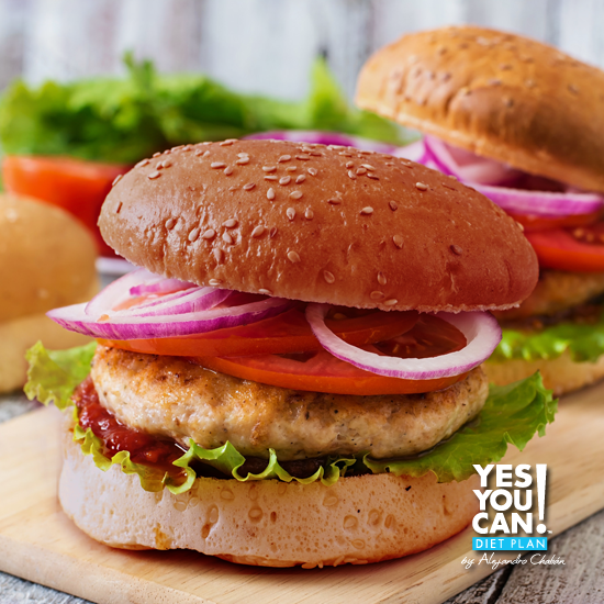 Chicken Burgers Grilled Chicken Sandwiches Healthy Fast Food Options Food