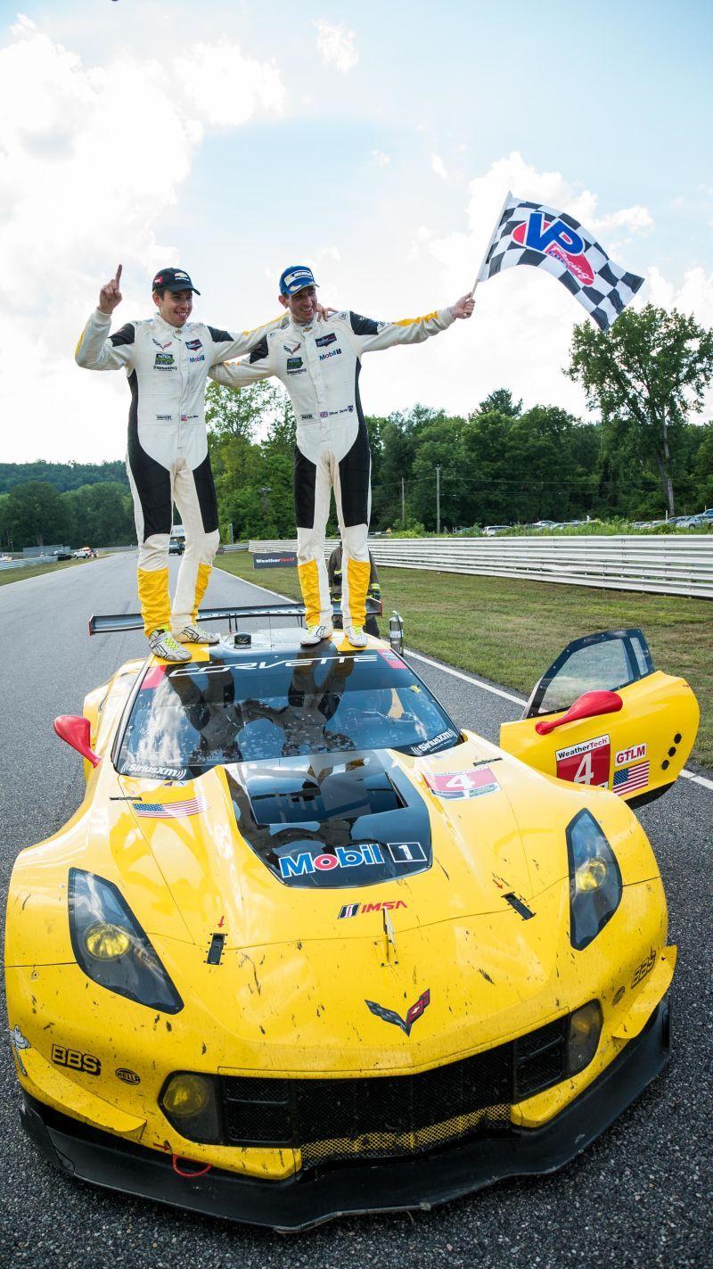 Corvette Racing made history Photo credit Michael Roselli