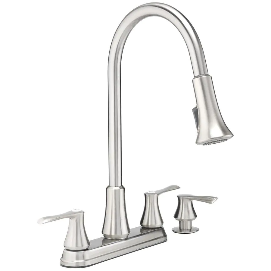 project source stainless steel 2 handle