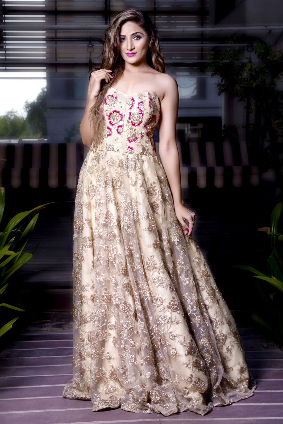 Looking For A Gown Style Indian Wedding Dress International Celebrity Red Carpet