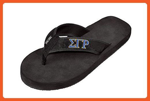 4499676bcaaa Sigma Gamma Rho Flip Flops Medium Black - Sandals for women ( Amazon  Partner-Link)